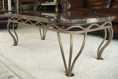 MJ Sebacher steel table base (6).JPG
