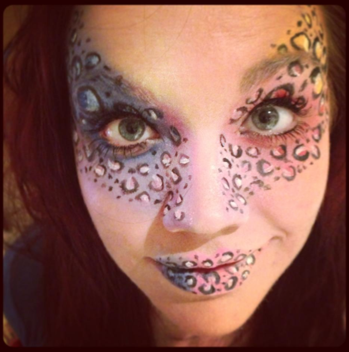 Grrrrrreat Face Painting!