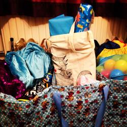 Bags of fun!
