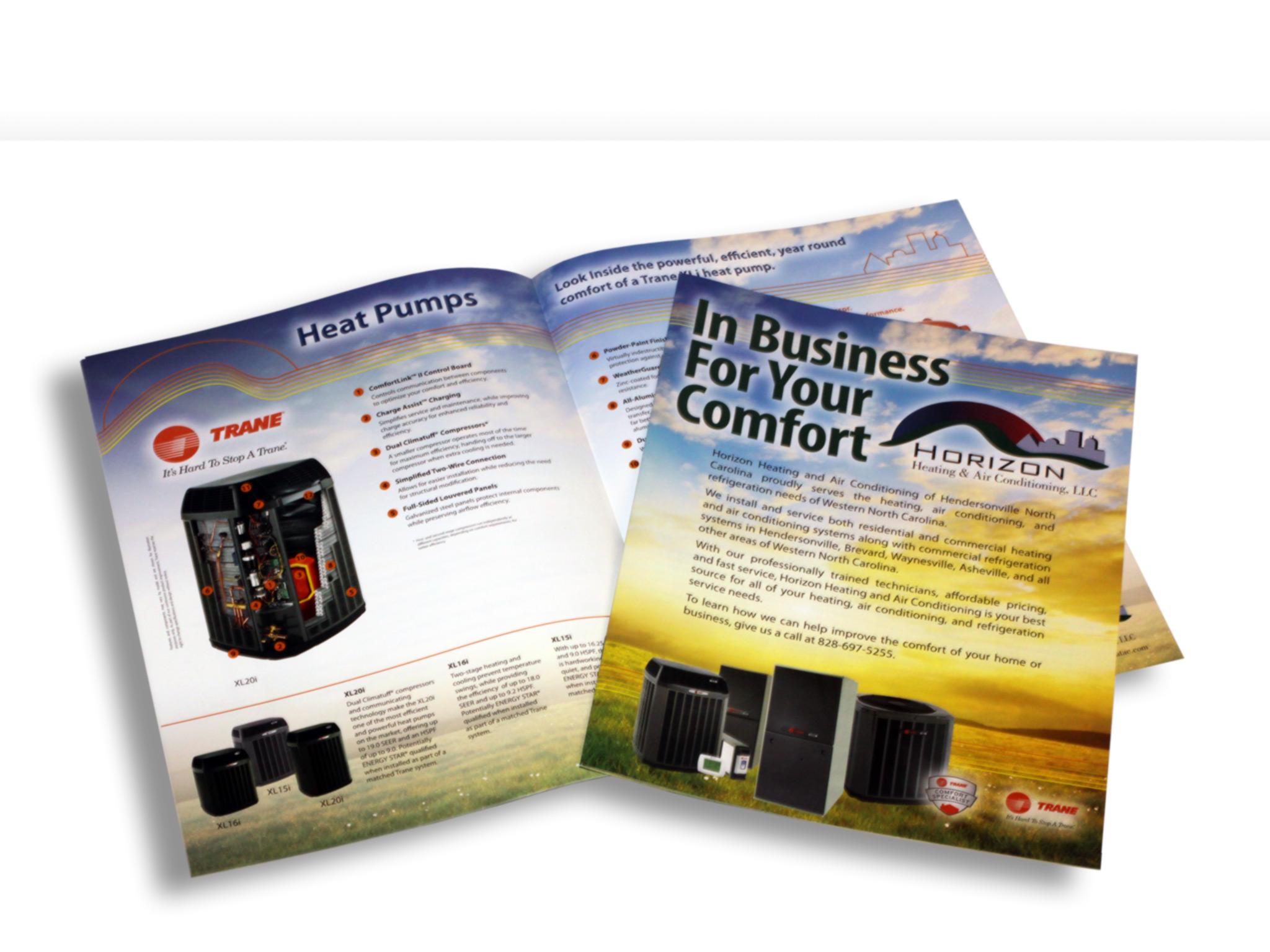 Horizon Heating & Air Brochure