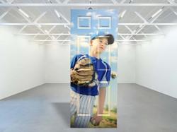 Baseball Door