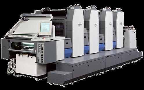 Ryobi 780E Offset Press