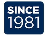 Since 1981 with over 35 years experience