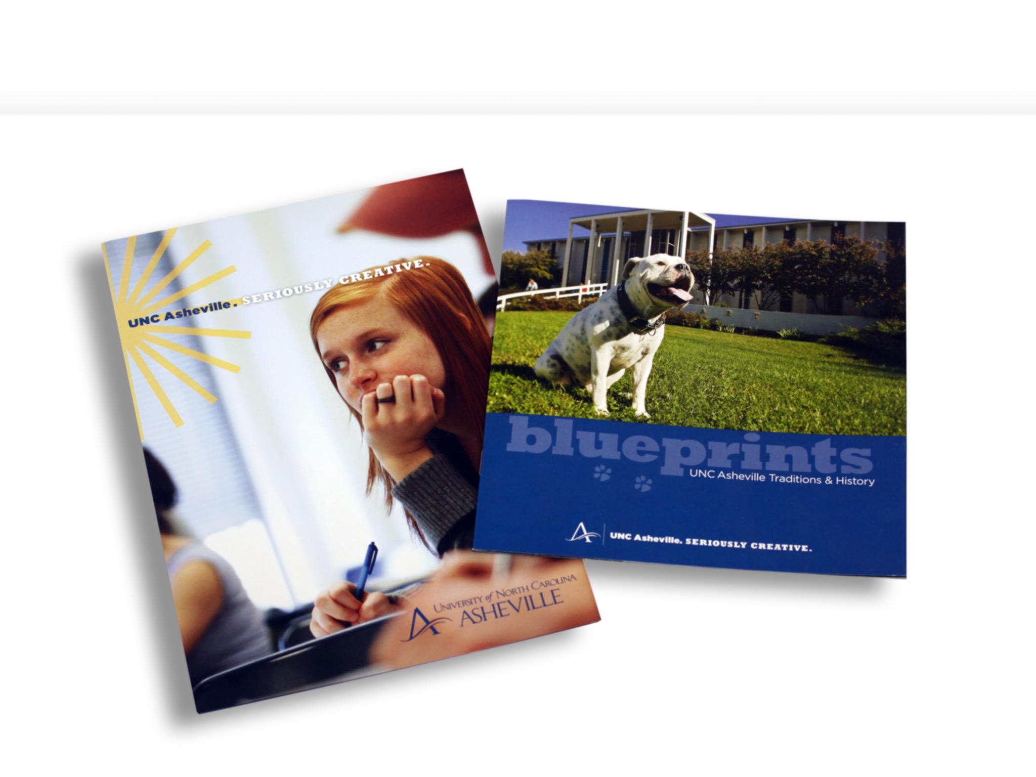 UNC Asheville Booklets