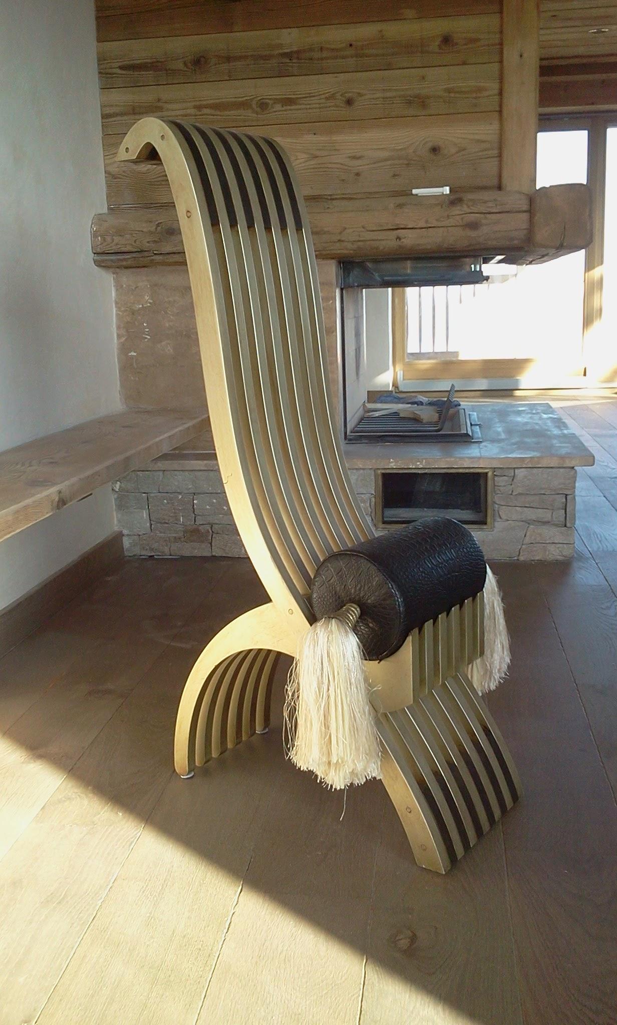 Chaise chant d'air
