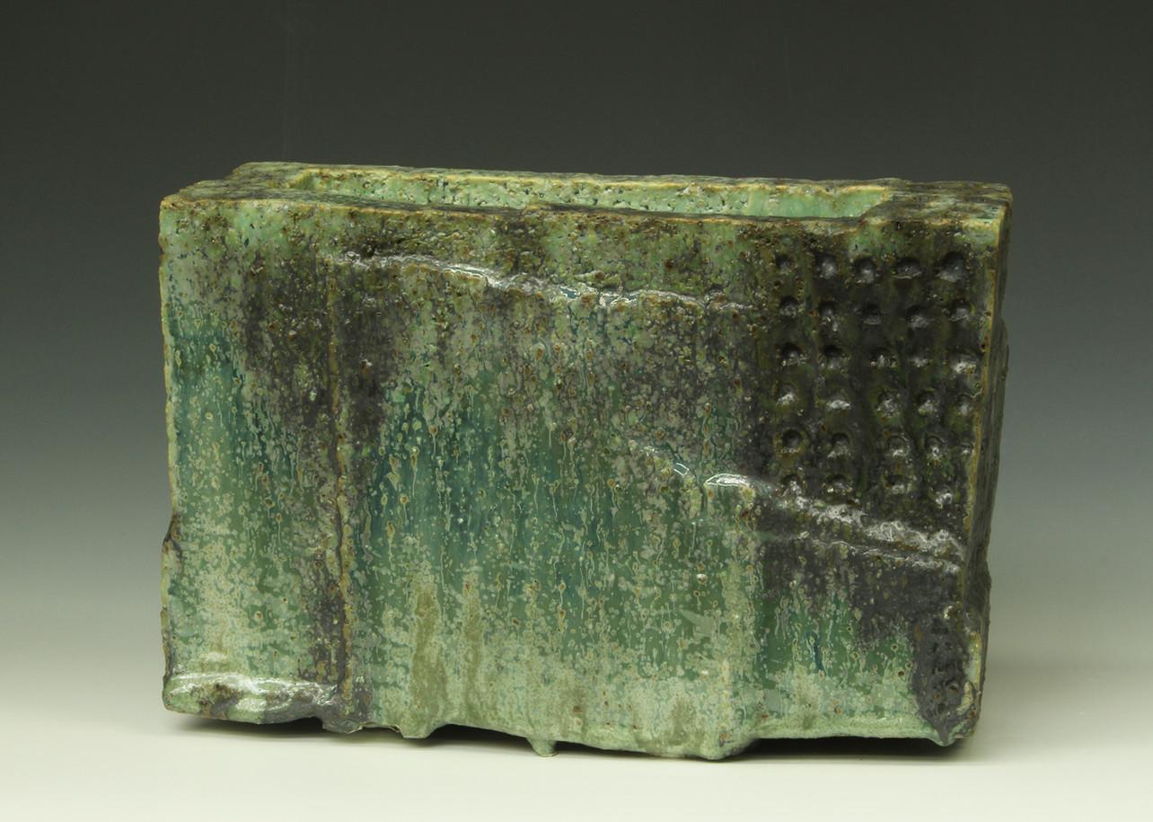 Stoneware Vessel Form