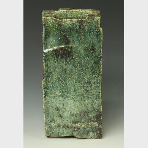 Textured Stoneware Vessel Form