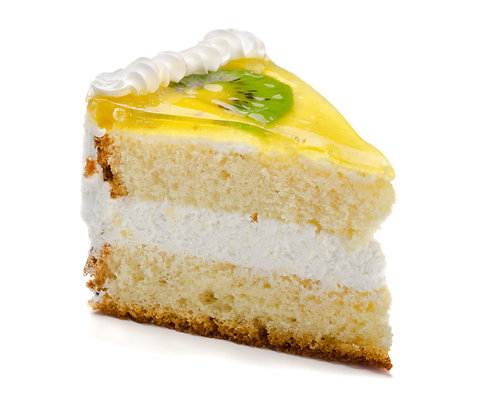 Bears Fancy Yellow Cake (Specialty Kosher Bakeries)
