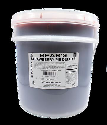 Strawberry Pie Deluxe