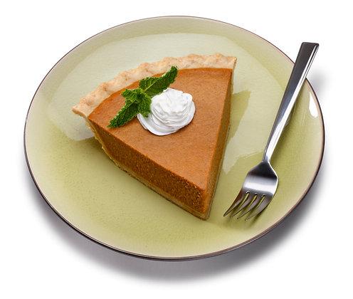 RTU Pumpkin Pie