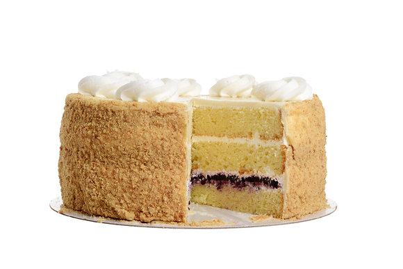Bears Fancy Yellow Cake