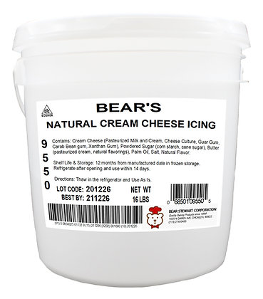 SR Cream Cheese Icing