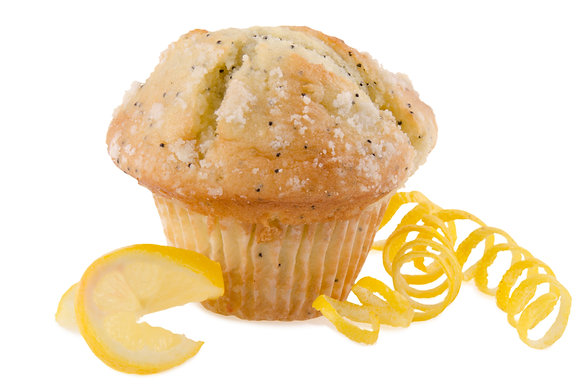 VGN Lemon Poppy Muffin (Specialty Stores: 13158)