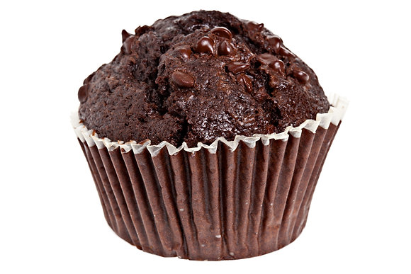 Chocolate Chocolate Chip Muffin (Specialty Stores: 14625)
