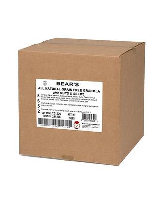 Bears Grain Free Granola