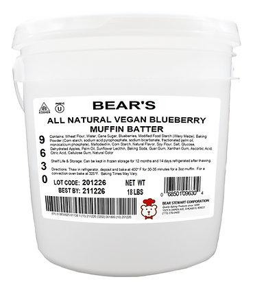 VGN Blueberry Muffin
