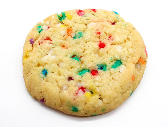 Birthday Sugar Sprinkle Cookie Batter