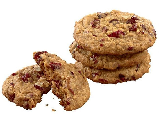Cranberry Oatmeal Cookie Batter