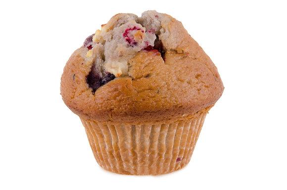 Cranberry Nut Muffin