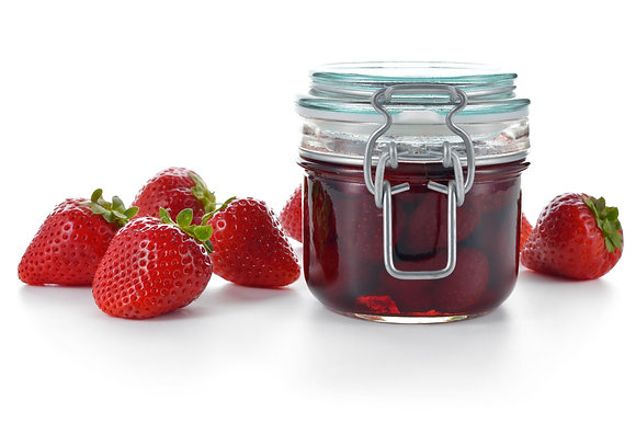 Natural WF Strawberry Jam