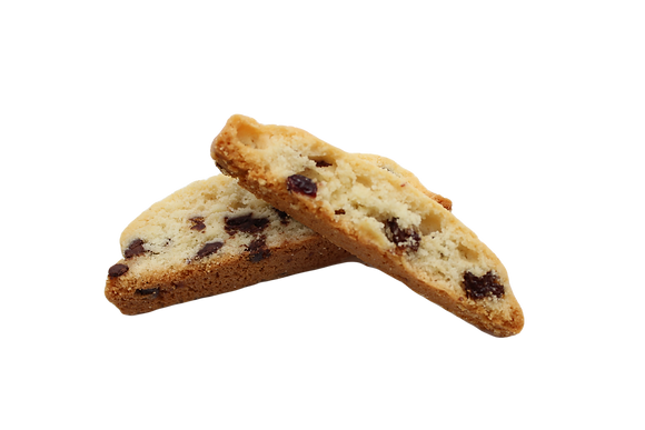 Sugar-free Chocolate Chip Biscotti