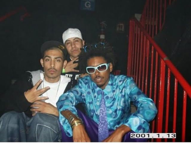 #Westcoast #wednesday also a #throwback pic of me _shotbyabel and #ShockG from #DigitalUnderground c