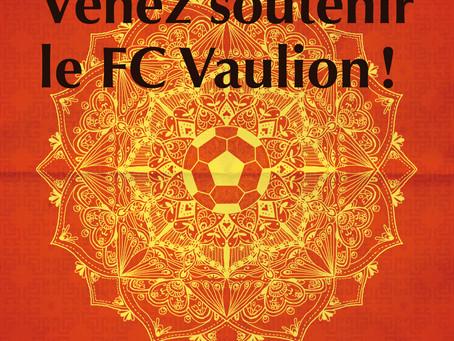 Venez soutenir le FC Vaulion