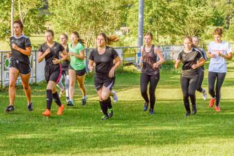 [La Région] Le football féminin gagne le Vallon du Nozon
