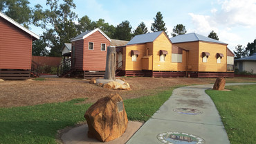 Emeralld Pioneer Village