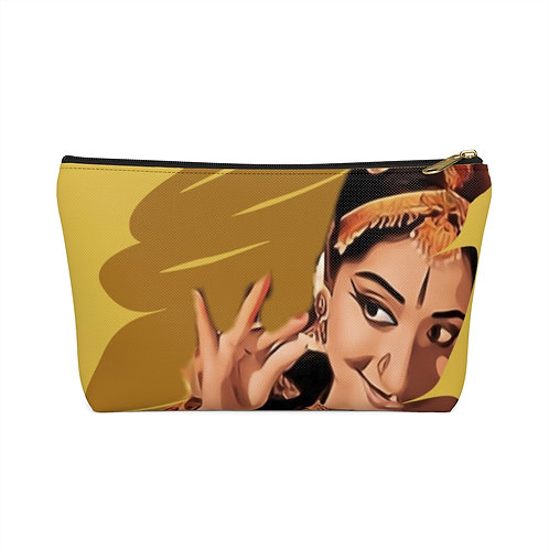 Sringaram Accessory Pouch w T-bottom