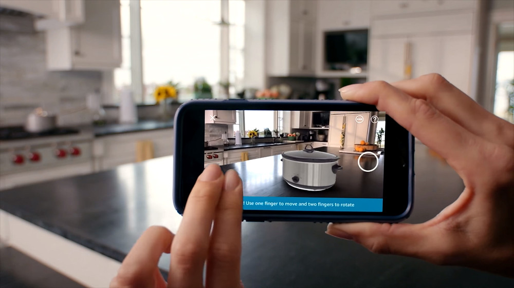 The Future of E-Commerce is Augmented Reality: How AR Will Reshape Shopping in the Future