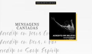 Acredito (We Believe) – Leonardo Gonçalves