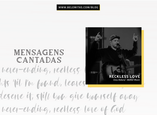 Reckless Love (Cory Asbury - Bethel Music)