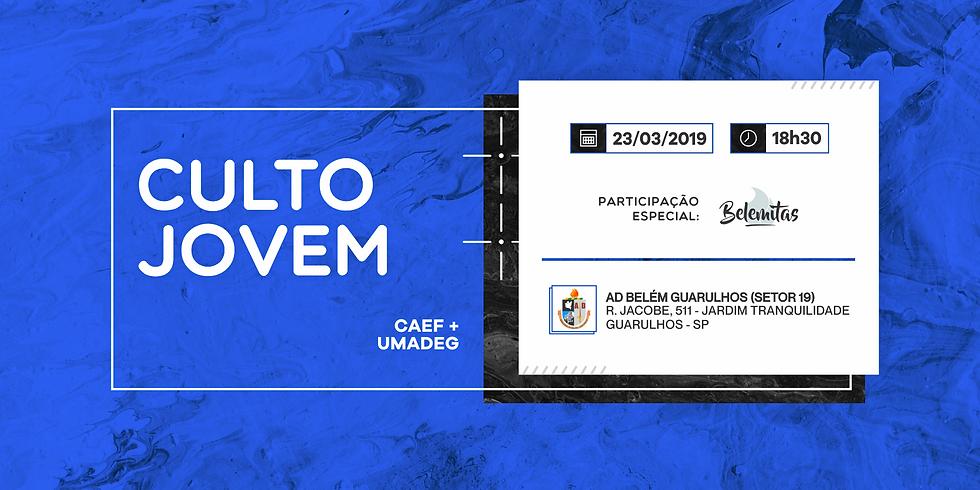Culto Jovem - AD Belém Guarulhos