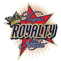 Virginia Royalty Athletics Logo REV 0902