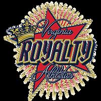 Virginia Royalty Athletics Logo REV 0902