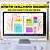 Thumbnail: Planner Desktop Organizer Wallpaper