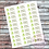 Thumbnail: Healthy Living Old Brochure Labels for your Direct Sales Business