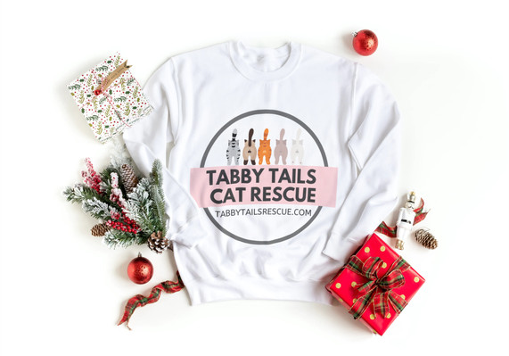 Tabby Tails Cat Rescue Logo Contest Submit