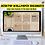 Thumbnail: Natural Wood Desk Desktop Organizer Wallpaper