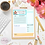 Thumbnail: Personalized Mom Notepad Planner Page