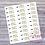 Thumbnail: Lashes Old Brochure Labels for your Direct Sales Business