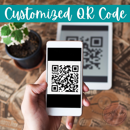Customized QR Code