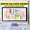 Thumbnail: Single Page Planner Desk Organizer Desktop Wallpaper