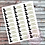 Thumbnail: Jewelry Old Brochure Labels for your Direct Sales Business