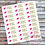 Thumbnail: Avon Old Brochure Labels for your Direct Sales Business
