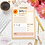 Thumbnail: Personalized Sunflower Notepad Planner Page