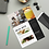 Thumbnail: Chic Modern Minimalist 2 Page Pre-Made Layout Customized Media & Press Kit
