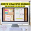 Thumbnail: Doodle Color Handwriting Notebook Desk Organizing Desktop Wallpaper