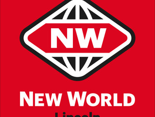 Sponsor Shout Out - Lincoln New World